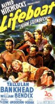 Lifeboat 1944 DVD - Tallulah Bankhead / William Bendix
